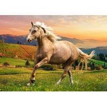 Пазл Trefl, 500 элементов - Лошадь на лугу