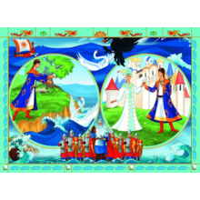 Пазл Castorland, 300 элементов - Сказка о царе Салтане