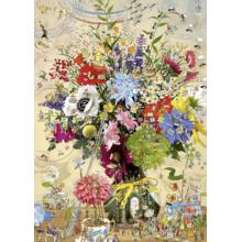 Пазл Heye, 1000 элементов - Жизнь цветов