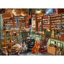 Пазл Castorland, 2000 элементов - Лавка мелочей