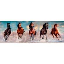 Пазл Clementoni, 1000 элементов - Лошади NEW