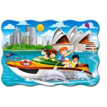 Пазл Castorland, 20 элементов - Водная прогулка по Сиднею