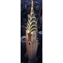 Пазл Heye, 1000 элементов - Chrysler Building