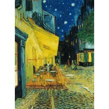 Пазл Clementoni, 1000 элементов - Ван Гог: Терраса ночного кафе