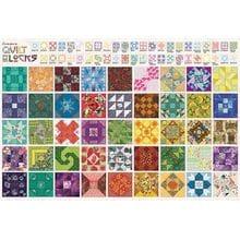 Пазл Cobble Hill, 2000 элементов - Узоры для одеяла