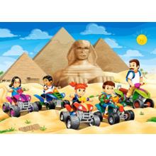 Пазл Castorland, 60 элементов - Пирамиды Египта