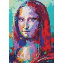 Пазл Heye, 1000 элементов - Мона Лиза
