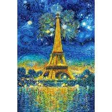 Пазл Castorland, 1500 элементов - Праздник в Париже