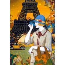 Пазл Castorland, 1000 элементов - Париж