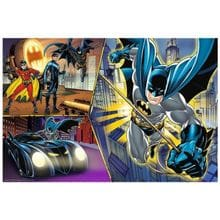 Пазл Trefl, 100 элементов - Бэтмен
