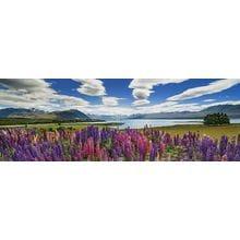 Пазл Heye, 1000 элементов - Цветы на озере Текано