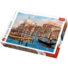 Пазл Trefl, 1000 элементов - Полдень в Венеции - Гранд-канал