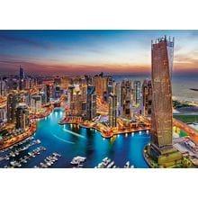 Пазл Clementoni, 1500 элементов - Гавань в Дубаи