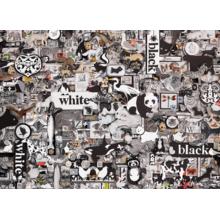Пазл Cobble Hill, 1000 элементов - Черный