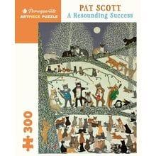 Пазл Pomegranate, 300 элементов - Пэт Скотт: Оглушительный успех
