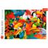 Пазл Trefl, 500 элементов - Цветные птицы