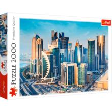 Пазл Trefl, 2000 элементов - Доха, Катар