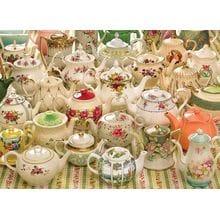 Пазл Cobble Hill, 1000 элементов - Посуда для чаепития