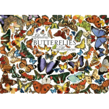 Пазл Cobble Hill, 1000 элементов - Бабочки