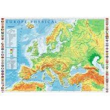 Пазл Trefl, 1000 элементов - Карта Европы