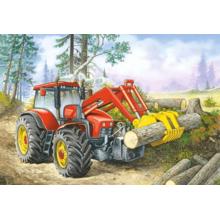 Пазл Castorland, 60 элементов - Трактор