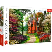Пазл Trefl, 1000 элементов - Викторианский дом