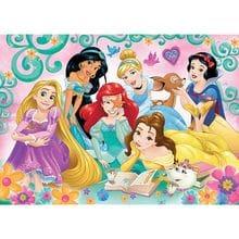 Пазл Trefl, 200 элементов - Счастливый мир принцесс