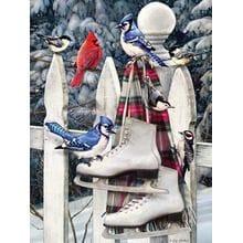 Пазл Cobble Hill, 500 элементов - Коньки и птицы