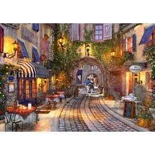 Пазл Castorland, 500 элементов - Французская улочка