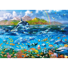 Пазл Castorland, 1000 элементов - Панорама океана