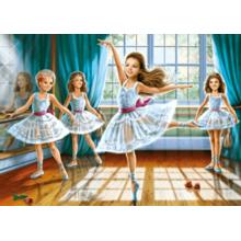 Пазл Castorland, 260 элементов - Балерины