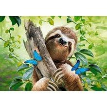 Пазл Castorland, 500 элементов - Счастливый ленивец