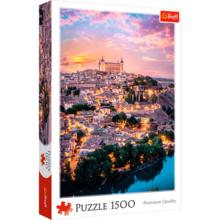 Пазл Trefl, 1500 элементов - Толедо, Испания
