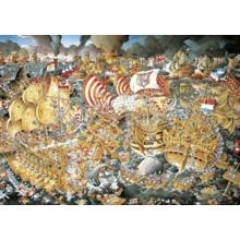 Пазл Heye, 2000 элементов - Трафальгарская битва