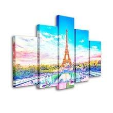 Пазл Pintoo, 792 элементов - Прекрасный Париж