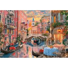 Пазл Clementoni, 6000 элементов - Венеция на закате