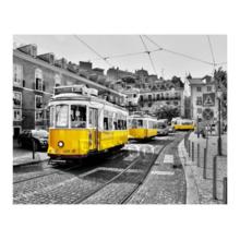 Пазл Pintoo, 500 элементов - Желтый трамвай