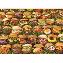 Пазл Cobble Hill, 1000 элементов - Бургеры