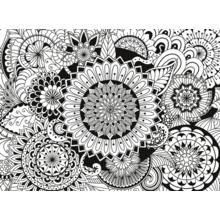 Пазл Clementoni, 500 элементов - Узоры