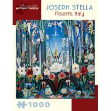 Пазл Pomegranate, 1000 элементов - Джозеф Стелла: Цветы, Италия