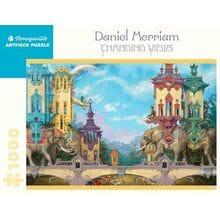 Пазл Pomegranate, 1000 элементов - Дэниел Мерриам: Изменение взглядов