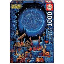 Пазл Educa, 1000 элементов - Астролог