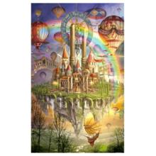 Пазл Pintoo, 4000 элементов - Маркетти: Летающий замок