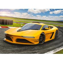 Пазл Castorland 120 элементов - Жёлтый спорткар