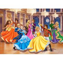 Пазл Castorland, 200 элементов - Бал принцесс