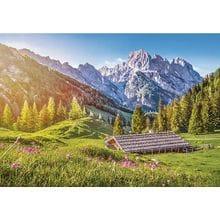 Пазл Castorland, 500 элементов - Лето в Альпах