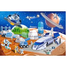 Пазл Castorland, 40 элементов - Космическая станция