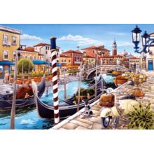 Пазл Castorland, 1000 элементов - Венецианский канал