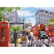 Пазл Castorland, 2000 элементов - Весна в Лондоне