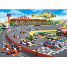 Пазл Castorland, 120 элементов - Формула-гонки